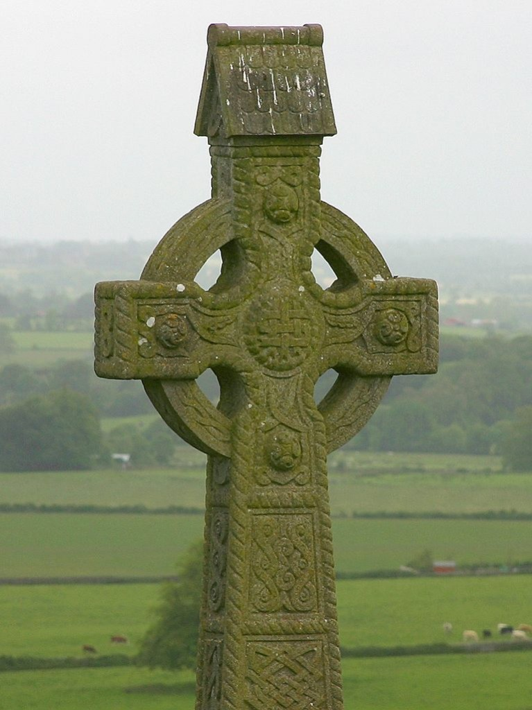 Ancient Celtic Cross