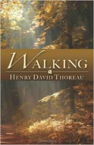 Walking Henry David Thoreau