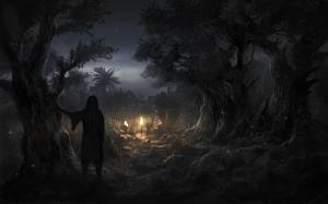 Gardenof  Gethsemane by Radojavor